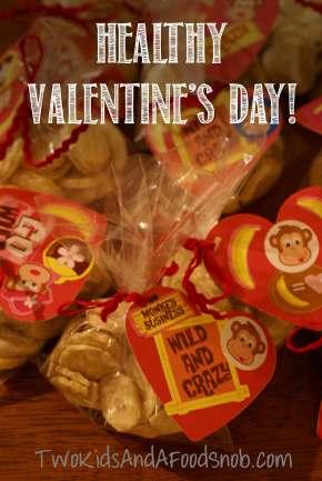 Healthy Valentine Treats: Freeze-DriedFruit